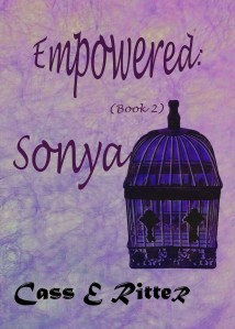 Empowered Sonya Kindle Cover